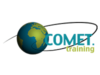 logo comet training